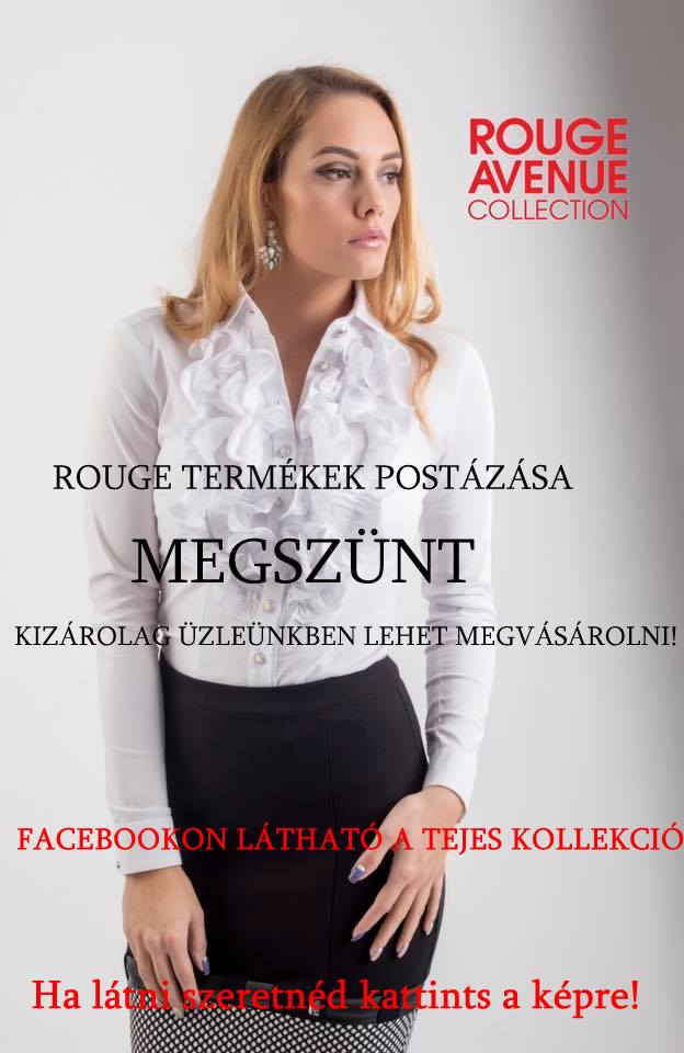 Rouge Avenue debrecen hunyadiút 16 k coolfashion