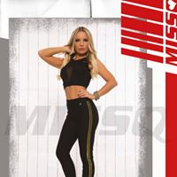 fekete arany nadrág melegitő missq