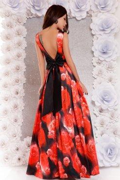 rozsas masnis maxi ruha atmosphere