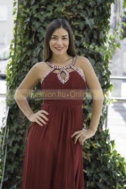 köves görög muszlin maxi ruha debrecen