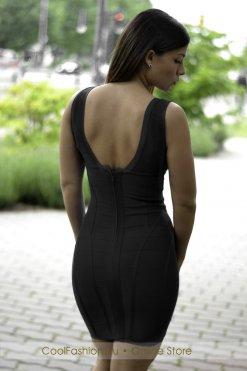 fekete bandage ruha debrecen