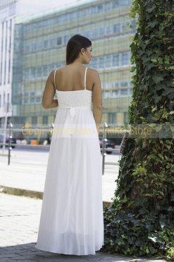 necc ujjatlan muszlin maxi ruha