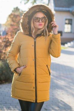 fekete mustár kifordítható kabát debrecen